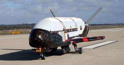 X-37B robotic space plane aims for Thursday launch