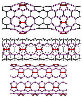 carbon nanostructures Carbon atoms have the amazing ability to bond in remarkable different manners that can assume nanotubes, apart from reporting some important case studies dealing with carbon nanostructures.