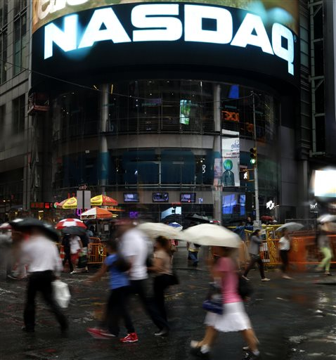 Nasdaq trading halts for three hours due to glitch