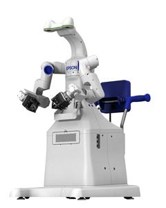 Epson To Unveil Autonomous Dual Arm Robot That Sees