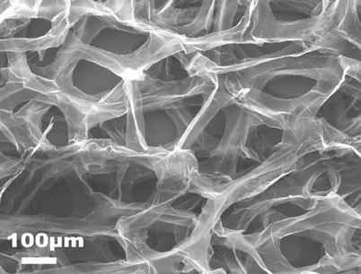 graphene foams cozy and conductive scaffolds for neural
