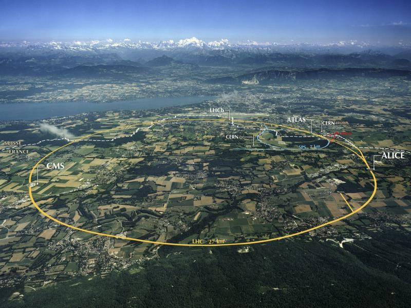 CERN lays out vision for next-generation particle collider