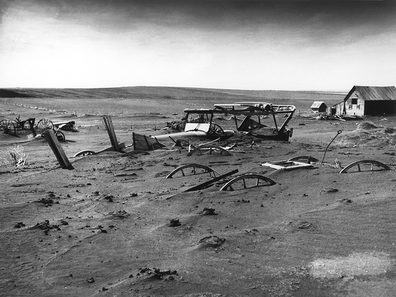 the causes of the dust bowl of the 1930s in the united states Free dust bowl papers, essays, and the dust bowl - in what was one of the most fertile areas of the united states the dust bowl of the 1930s caused the.