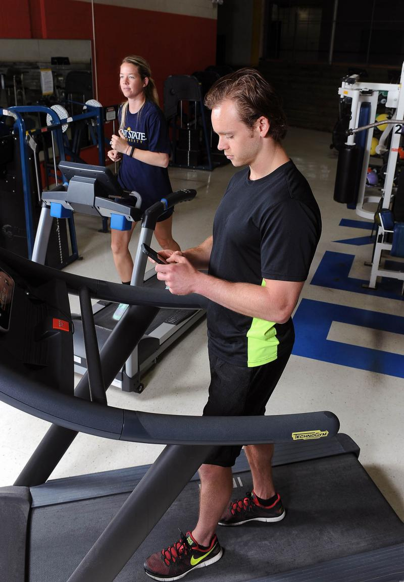 Image result for smartphone treadmill