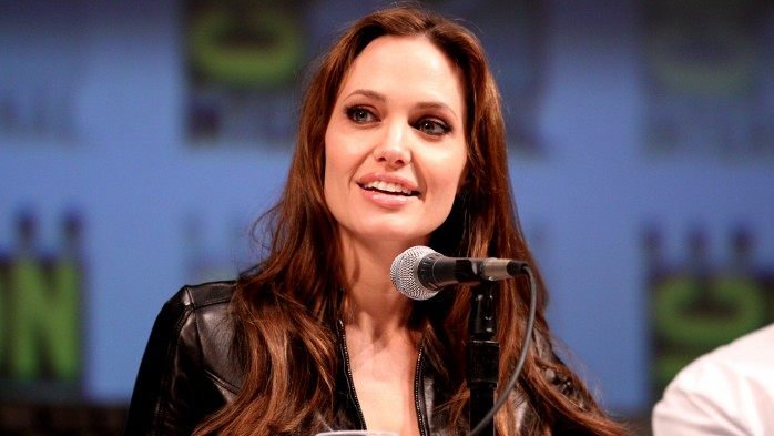 Angelina Jolie Removed Breast Pics
