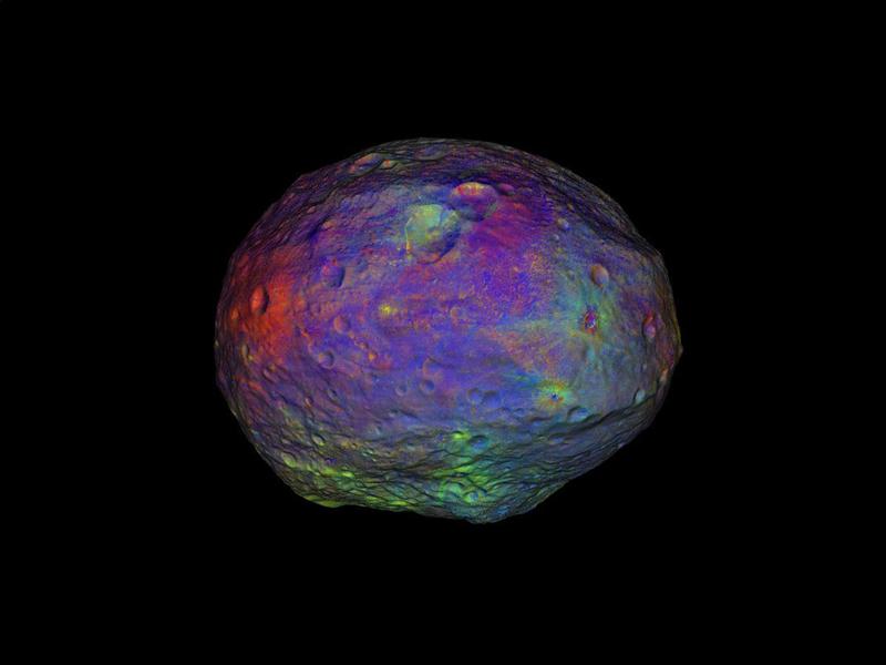 Vesta—Ceres' little sister