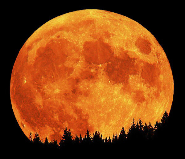 What Is A Hunters Moon