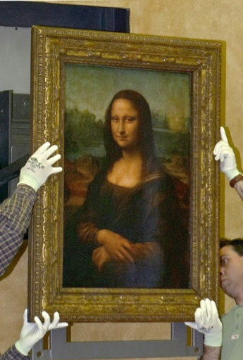 how long did it take to paint mona lisa