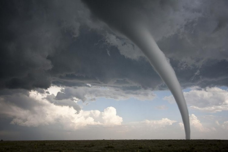 a study on tornadoes Large-scale tornado outbreaks increasing in  the study by researchers  featuring several thunderstorms and six or more tornadoes in close succession in the.