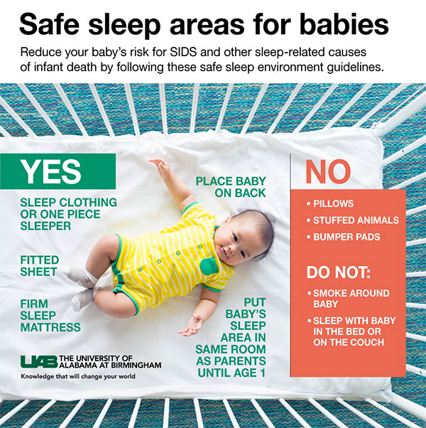Advertisers Depict Unsafe Sleeping Environments For