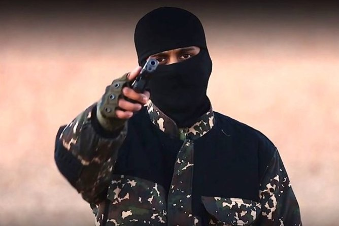 can voice recognition technology identify a masked jihadi