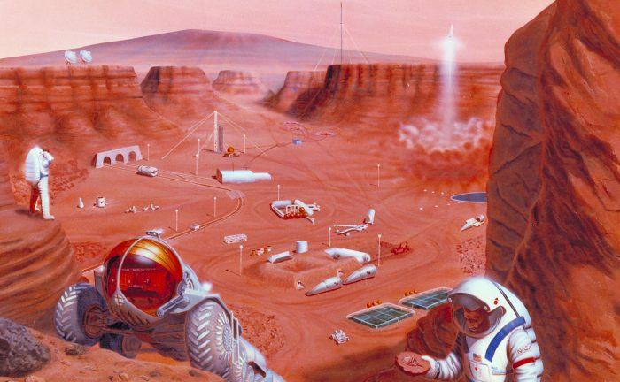 upcoming mars mission - photo #13