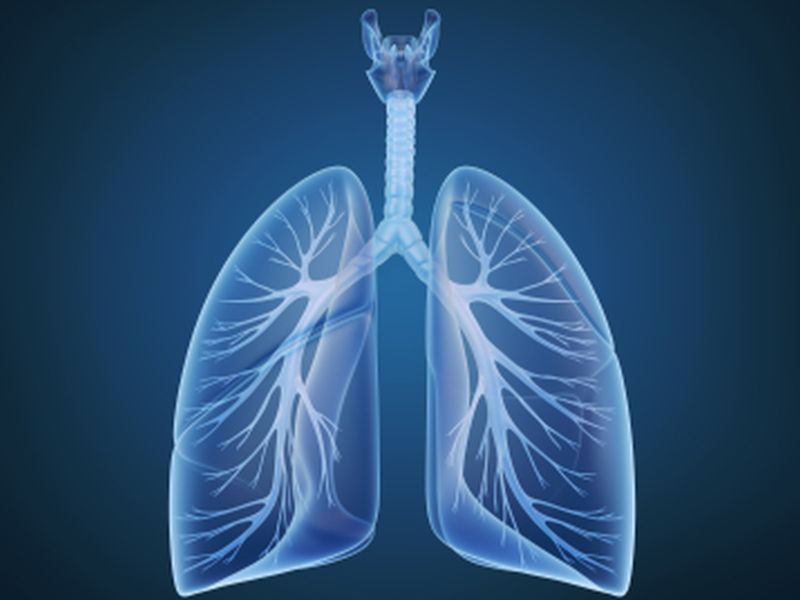 Adult disease lung pity