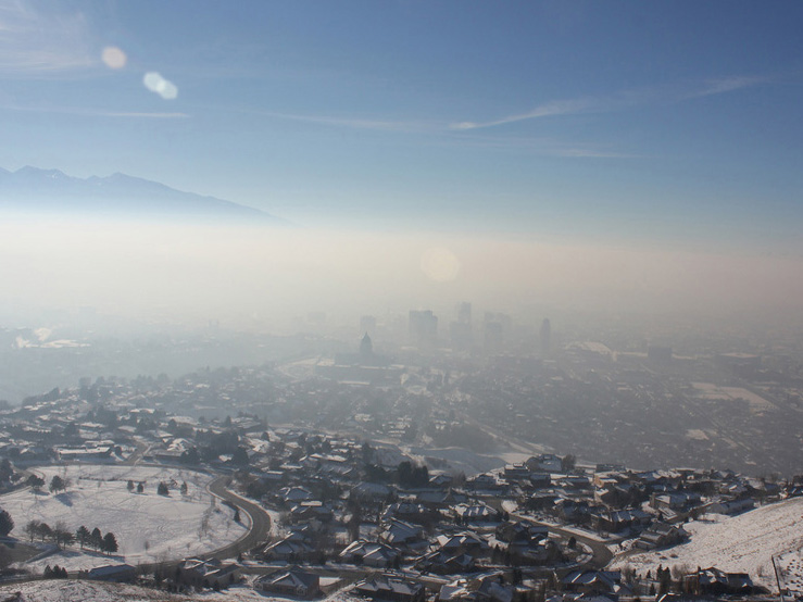 Pollution Level In Salt Lake City