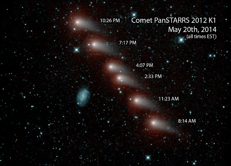 Scientists measure methyl alcohol emission from comet C ...