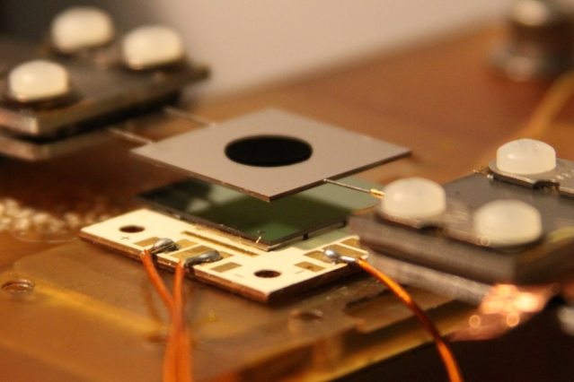 System converts solar heat into usable light, increasing solar cell's overall efficiency