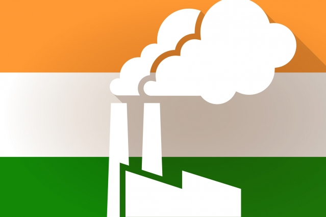 projects to reduce industrial pollution in India