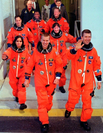 space shuttle columbia disaster crew - photo #20