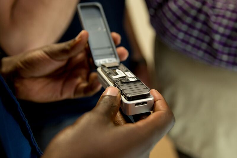 Using portable nanopore dna sequencers to combat wildlife - Port scanner portable ...