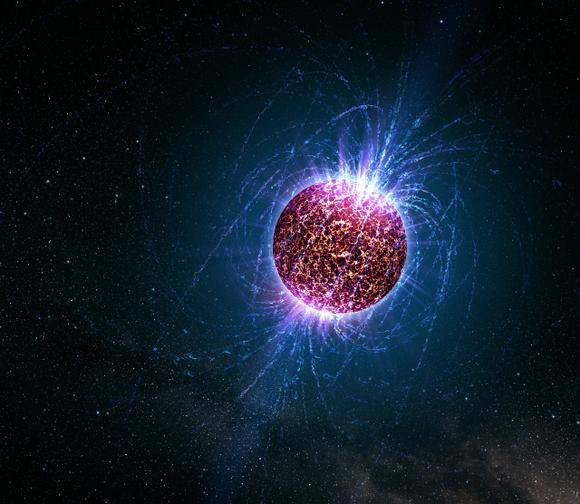Magnetarii, rămășițele unei stele moarte