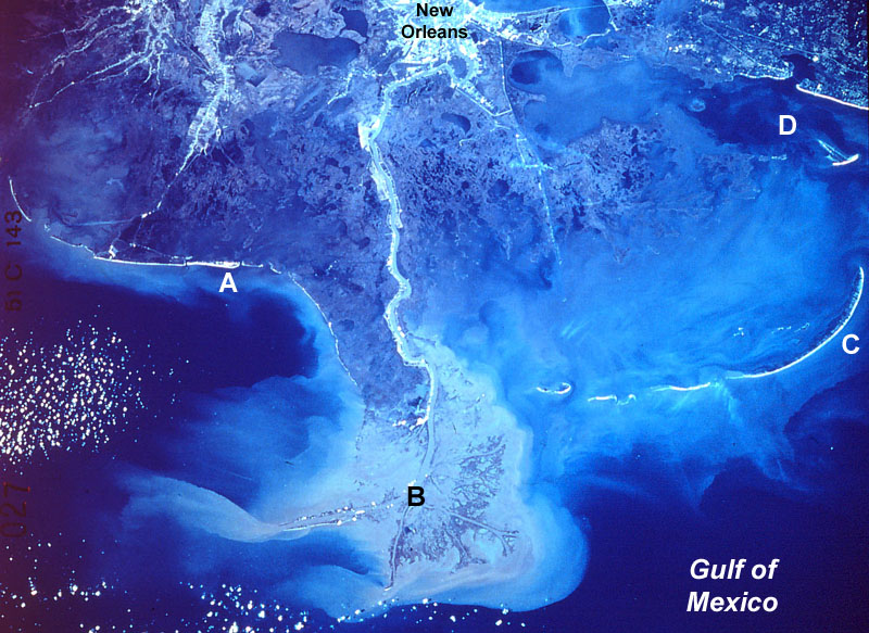 world s large river deltas continue to degrade from human activity