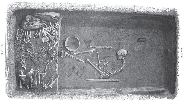 First genetic proof that women were Viking warriors