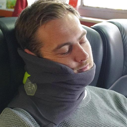 U Shaped Travel Pillow Case
