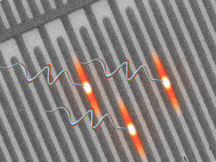 Single-photon detector can count to four
