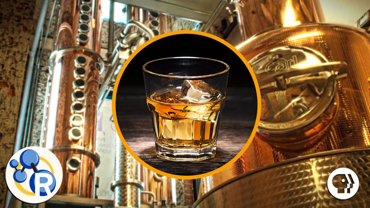 Video: The chemistry of whiskey
