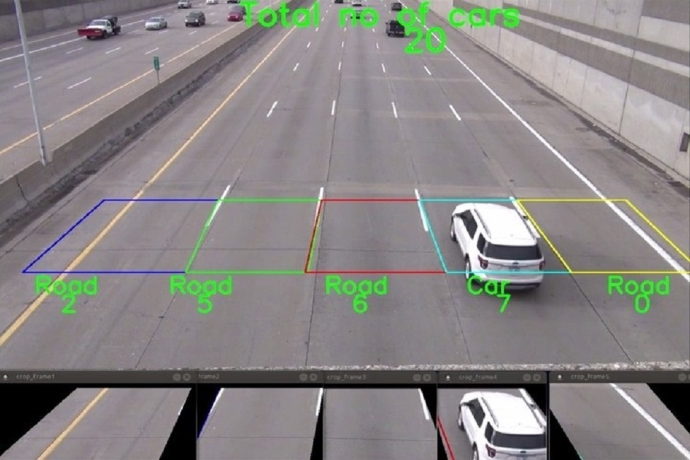 Researchers 'count cars'—literally—to find a better way to control