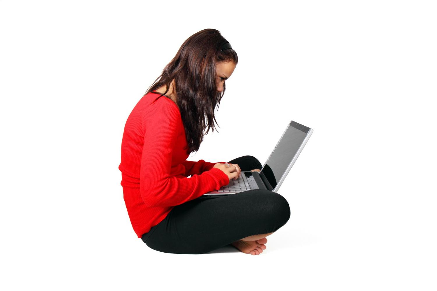 study results suggest improving posture help reduce depression credit cc0 public