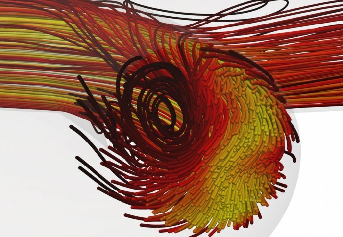 Ai And Aerospace Models Used To Optimise Blood Flow In Veins