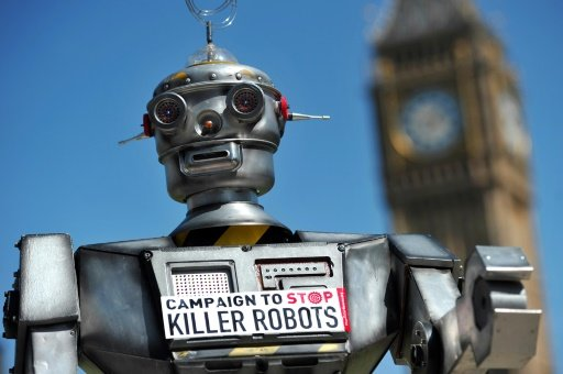 Calls mount for action on 'killer robots' after UN talks