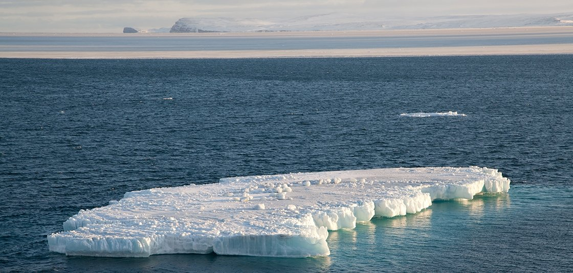 Arctic Saw Second Warmest Year Smallest Winter Sea Ice Coverage - Smallest ocean in the world