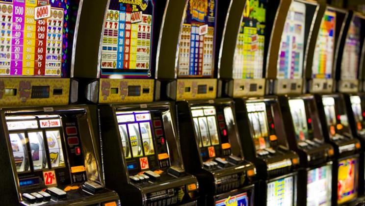 slot machine university