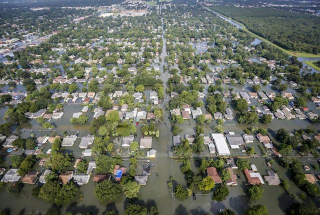Decade Of Data Shows FEMA Flood Maps Missed In Claims - Fema flood maps texas