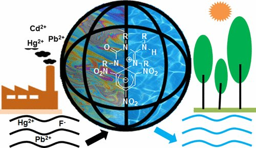 Easily synthesized compound found to be useful for removing fluoride and metal ions from drinking water