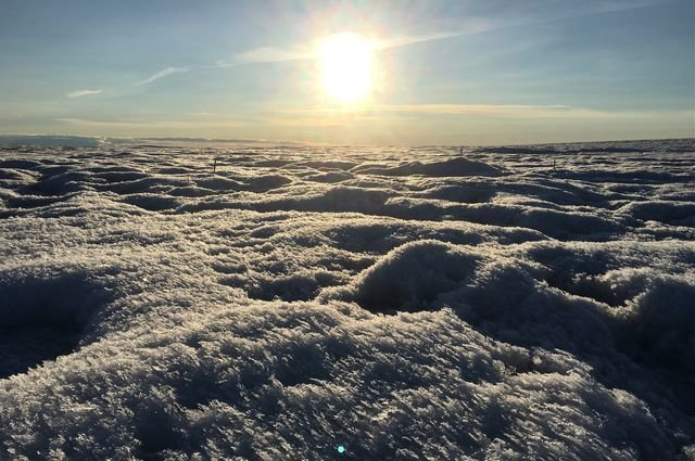 Extreme fieldwork, drones, climate modeling yield new insights about Greenland's melting ice sheet