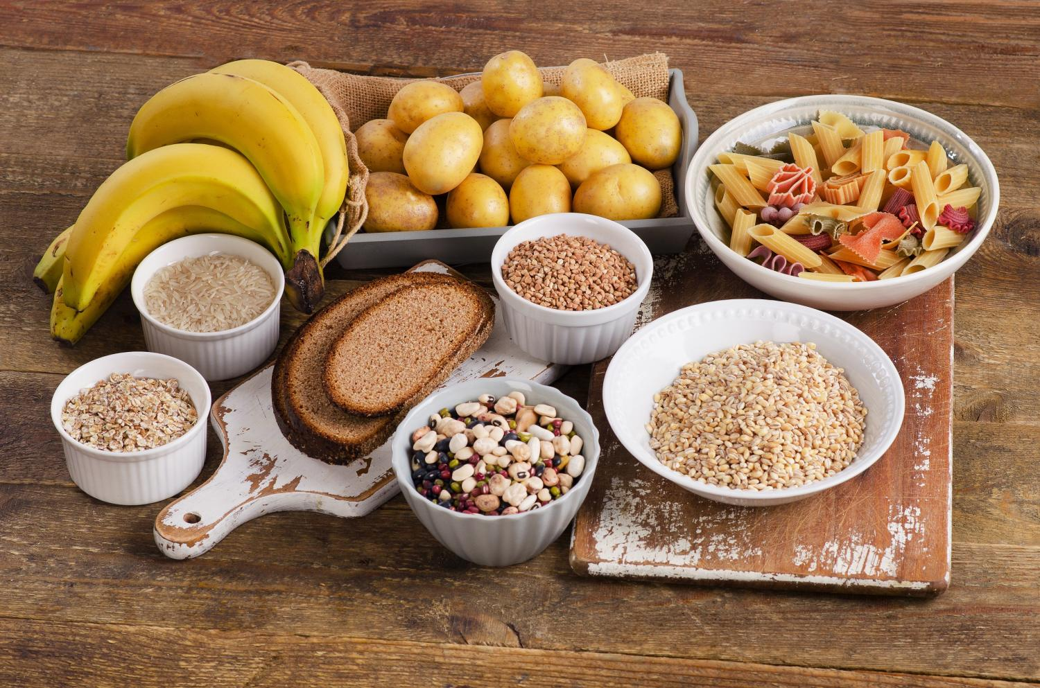 What foods contain resistant starch