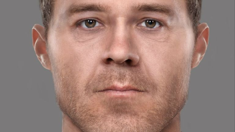Facial reconstruction forensic software