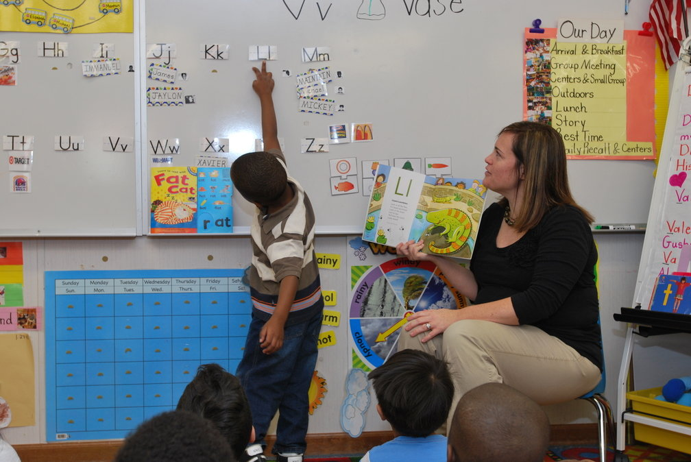 Intentional Teaching Makes The Biggest Impact On Early Childhood
