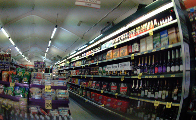 the alcohol market in new zealand