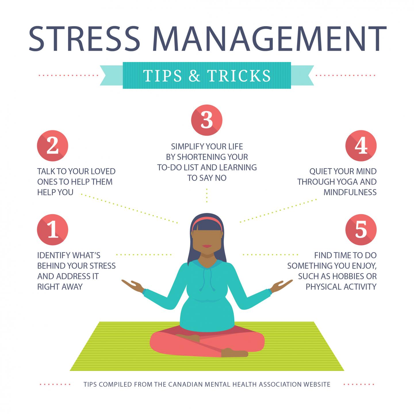 Tips And Tricks To Help Expectant Mothers Manage Stress Credit University Of Ottawa