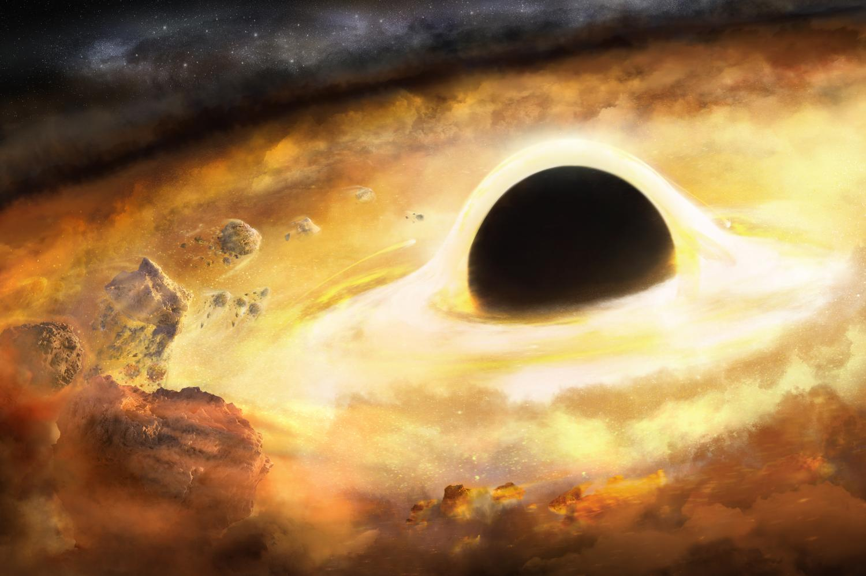 miniature black holes