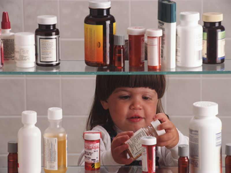 sc 1 st  Medical Xpress & Spring-clean your medicine cabinet to safeguard your kids