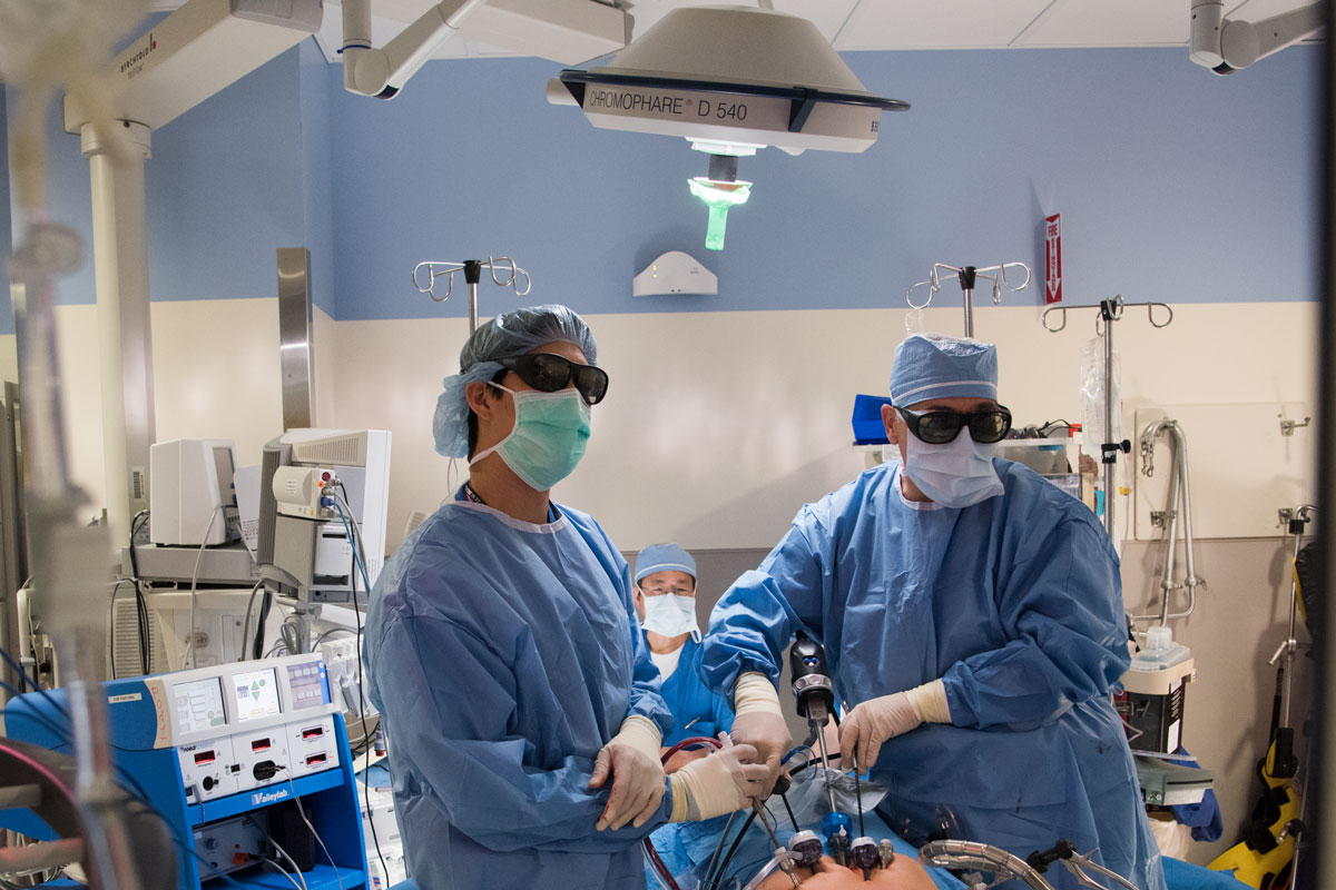 Prostate Cancer Surgery Saves Lives, But How Does a Man Decide