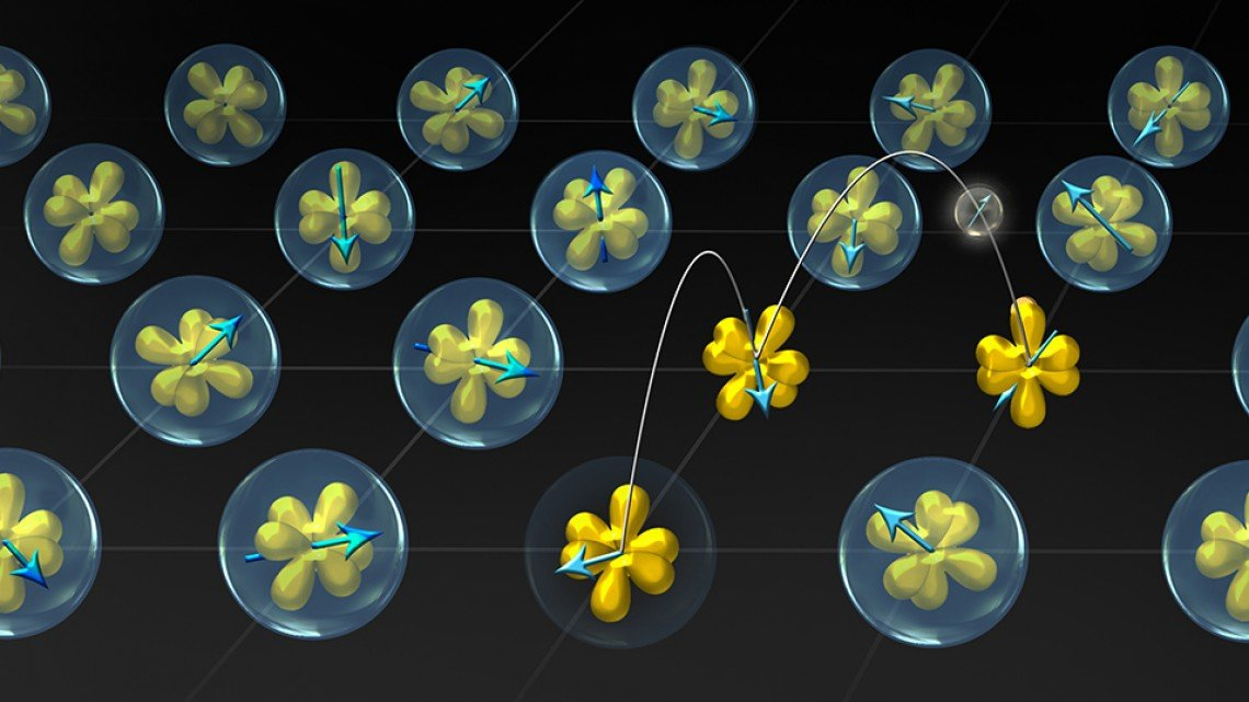 Where did those electrons go? Decades-old mystery solved