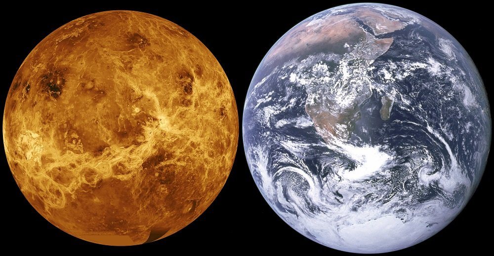why doesn t venus have a magnetosphere