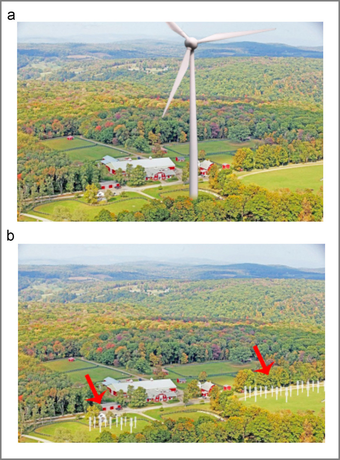 Research suggests vertical axis turbines could increase public support for new wind energy installations