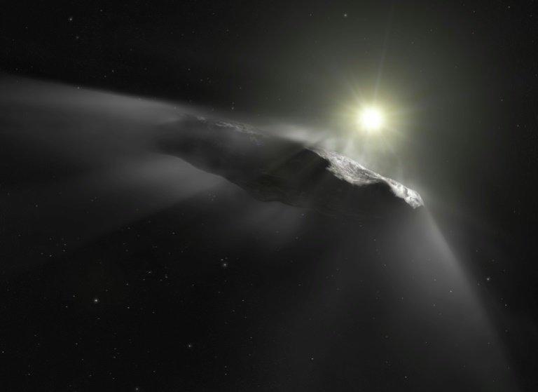 scientists push back against harvard alien spacecraft theory